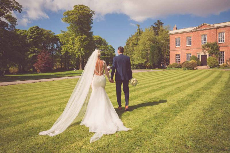 Relaxed wedding photography Lancashire