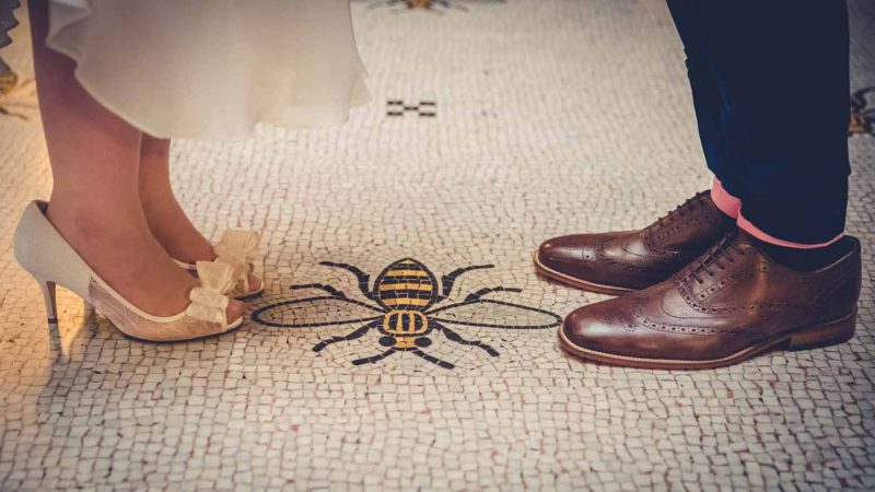 Manchester town hall wedding bee