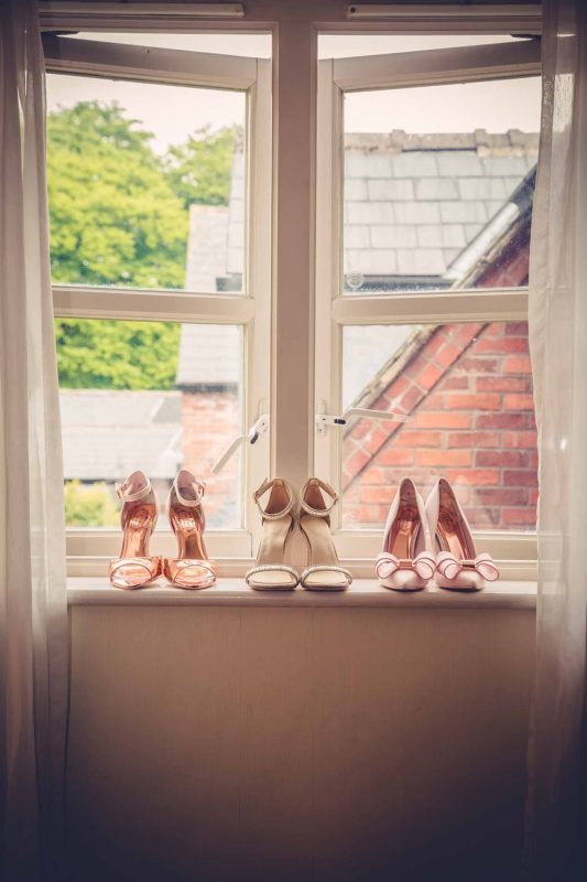 wedding shoes worsley marriott