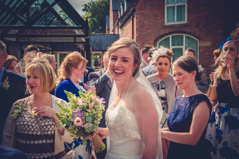 bride worsley marriott wedding