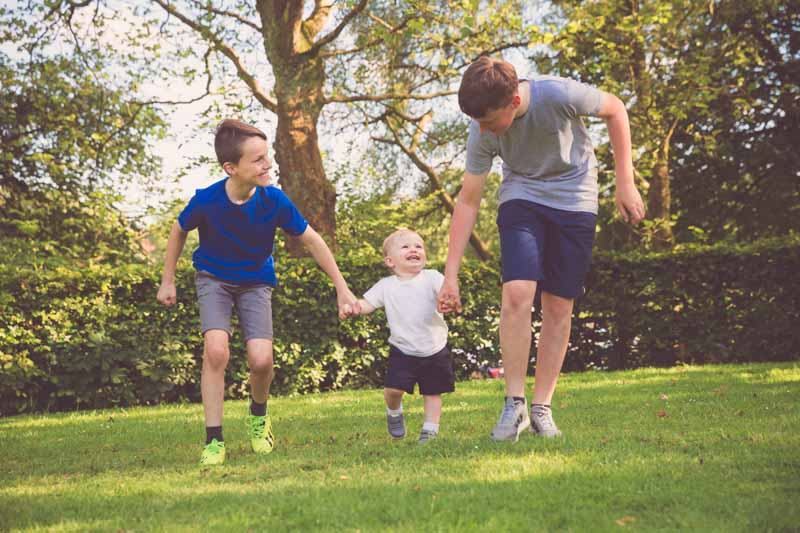 Bolton Family Photography Session