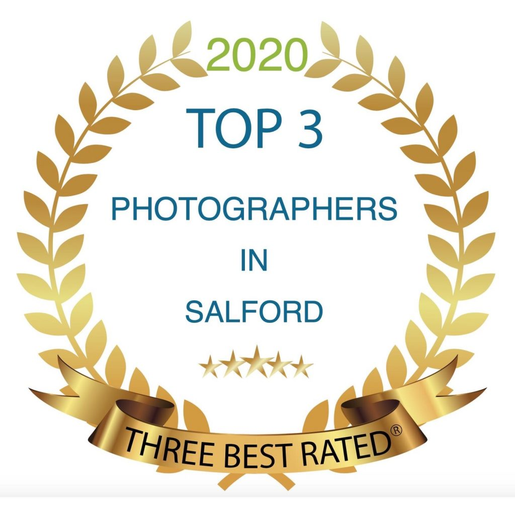 Top 3 photographers in Salford