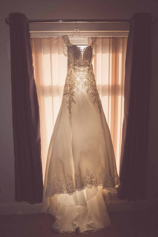 wedding dress ridgmont house