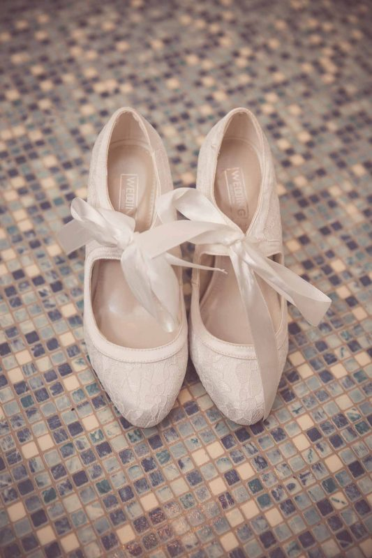 wedding shoes ridgmont house