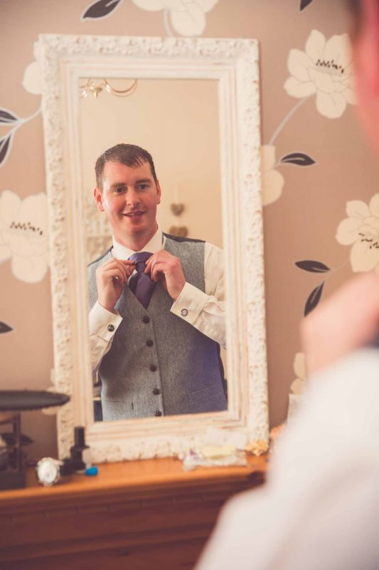 groom ridgmont house wedding