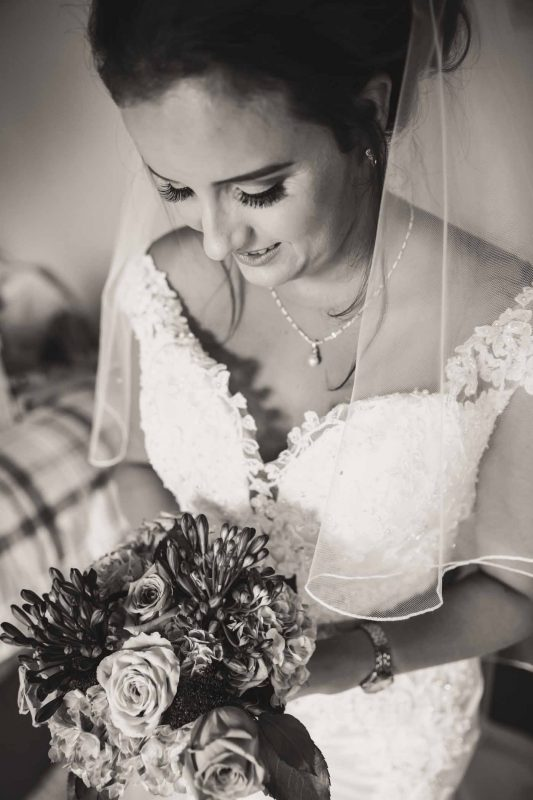 bride ridgmont house Wedding