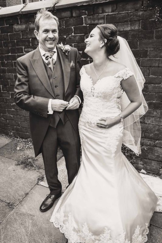 father of the bride ridgmont house wedding